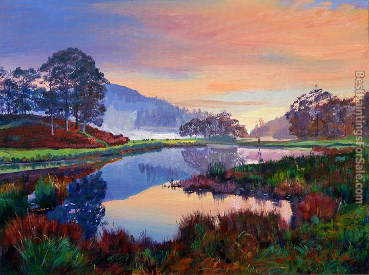 David Lloyd Glover Baroque Dawn